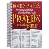 Proverbs from the Bible Word Search Book