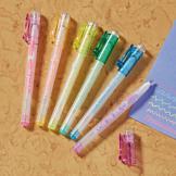 Scented Mini Gel Pens - Set of 6