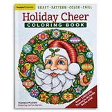 Holiday Cheer Coloring Book - Thaneeya McArdle
