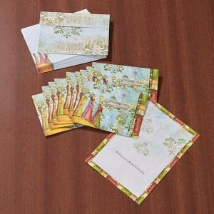 Peace on Earth Christmas Cards - Set of 12