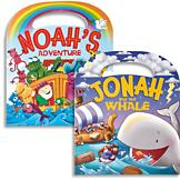 Children's Bible Stories Book- Jonah and the Whale