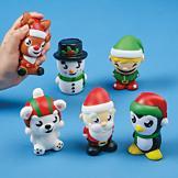 Squishie Christmas Pal Set