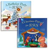 A Birthday Party for Jesus Book