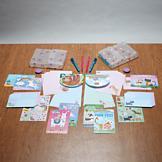 Funtastic Friends Stationery Kits