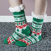 Holiday Slipper Socks