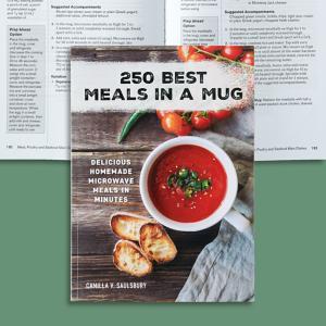 250 Best Meals in a Mug - Camilla V. Saulsbury