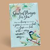 A Special Prayer for You Plaque