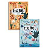 Find Me! Adventures in the Forest Book