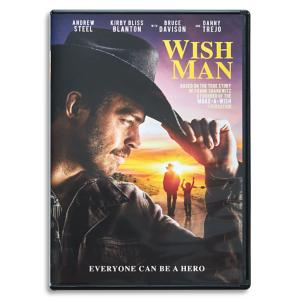 Wish Man DVD