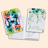 Hardcase Notebook with Pen - Life in Full Bloom