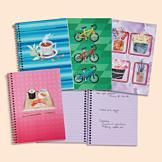 Lifenotes Notebooks - Set of 4
