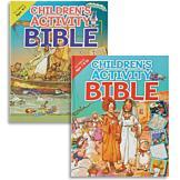 Children's Activity Bible - Ages 4-7