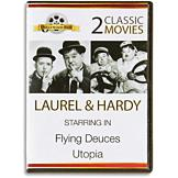 Laurel and Hardy Classic Films DVD