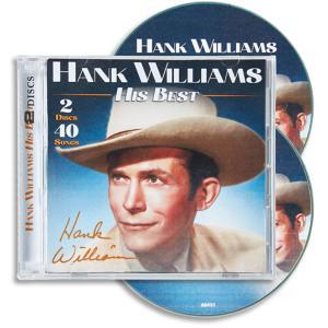 Hank Williams His Best - 2-CD Set