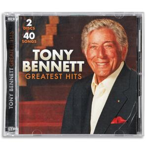Tony Bennett Greatest Hits - 2-CD Set