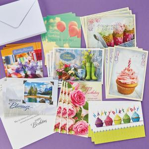 Scripture Birthday Card Collection