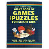 Giant Book of Games and Puzzles for Smart Kids - Diego Jourdan Pereira