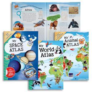My Animal Atlas Book