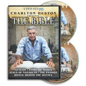 The Bible - 2-DVD Set