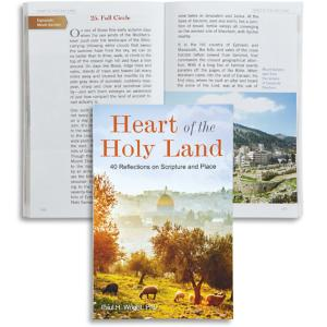 Heart of the Holy Land - Paul H. Wright, PhD
