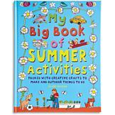 My Big Book of Summer Activities - Clare Beaton