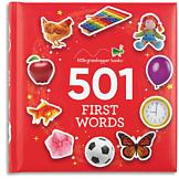501 First Words Book