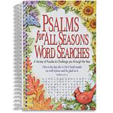 Psalms for All Seasons Word Search Book