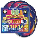 The Best of the 60s Rock n' Roll - 5-CD Set