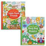 Bug Buddies Coloring Book