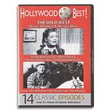 The Wild West: Brave Women and Heroic Men DVD