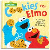 Cookies for Elmo Book