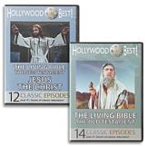 The Living Bible: The Old Testament DVD