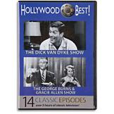 The Dick Van Dyke and George Burns & Gracie Allen Shows DVD