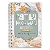 Family Holiday Recipes Book