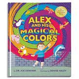 Alex and His Magical Colors Book