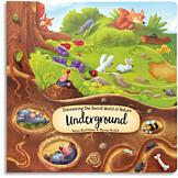 Discovering the Secret World of Nature Underground Book