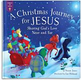 A Christmas Journey for Jesus Book