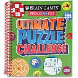 Brain Games Ultimate Puzzle Challenge Book