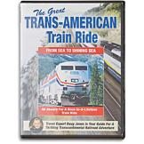 The Great Trans-American Train Ride DVD