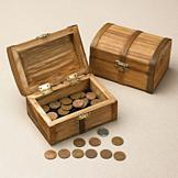 Wheat Ear Penny Collection with Chest