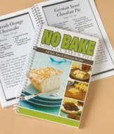 No Bake Cookies, Bars and Pies Cookbook