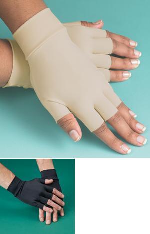 Arthritis Gloves - Beige
