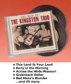 The Kingston Trio CD - 2-CD Set