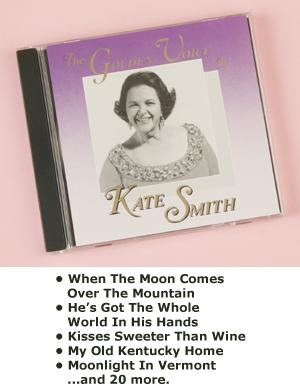 Kate Smith CD