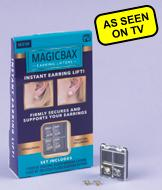 MagicBax Earring Lifters - 2 Pairs