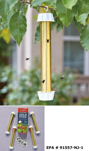 Pro-Strength Fly Traps - Set of 4