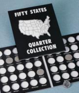 50 States Quarters Album