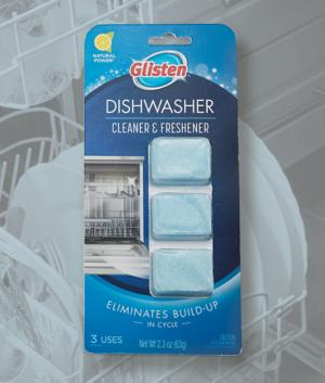 Dishwasher Cleaner and Freshener - Pkg. of 3