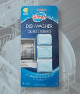 Dishwasher Cleaner and Freshener - Pkg. of 3