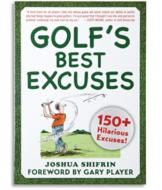Golf's Best Excuses Book